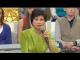 Роза Рымбаева Соловей Средней Азиив программе В наше время 2014