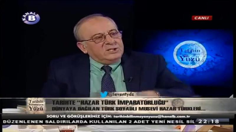 Tarihte Hazar Türk İmparatorluğu Dünyaya Dağılan Türk Soyadlı Hazar Türkleri