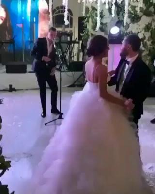 Дмитрий Тарасов спел песню на свадьбе Мота #дом2 #dom2