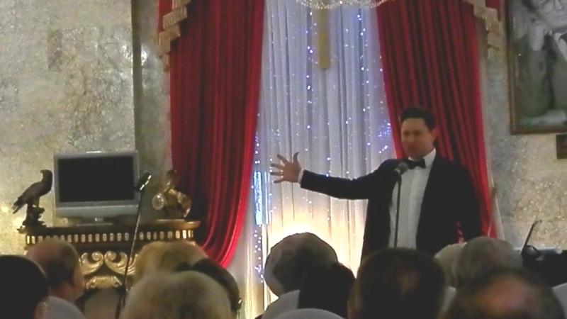 «Торжественная» муз. и сл.М.Магомаев исп.заслуженный артист Кубани Николай Колчевский