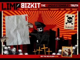 Web-intro Limp Bizkit From TUT Era (2005)