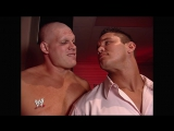 Kanes warning for facing The Undertaker at WrestleMania_ Raw, March 28, 2005