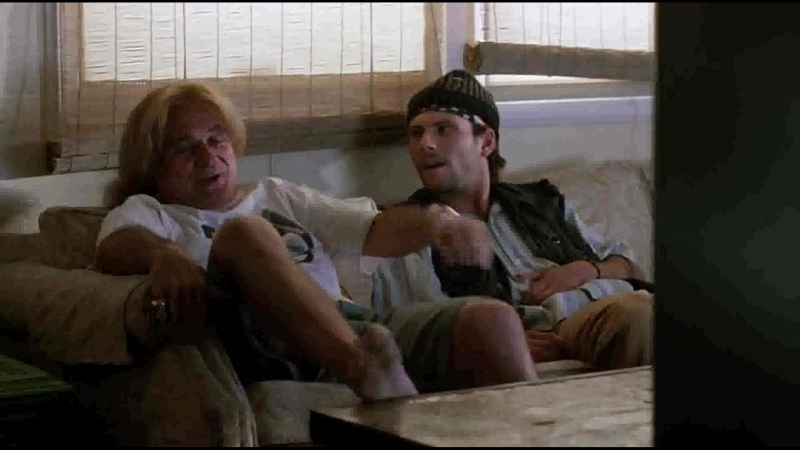 ДЖИММИ-ГОЛЛИВУД (1993) – криминальная комедия Барри Левинсон