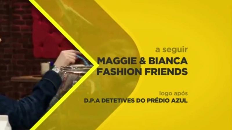 Maggie Bianca Fashion Friends - Bumper [TV Cultura]