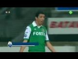 Рой Макай (Фейеноорд) и его роскошнейший гол в чемпионате Голландии.
