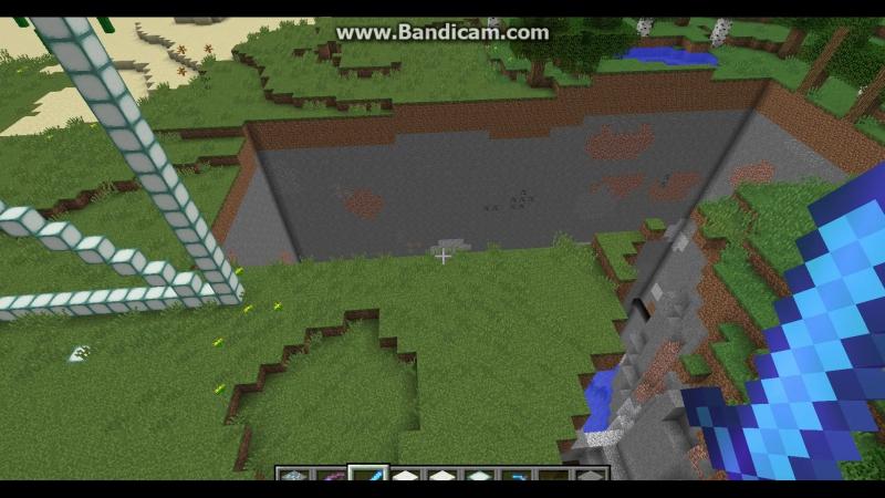 Обзор Моего дома,бункера и какая-то непонятная дырень |MINECRAFT|