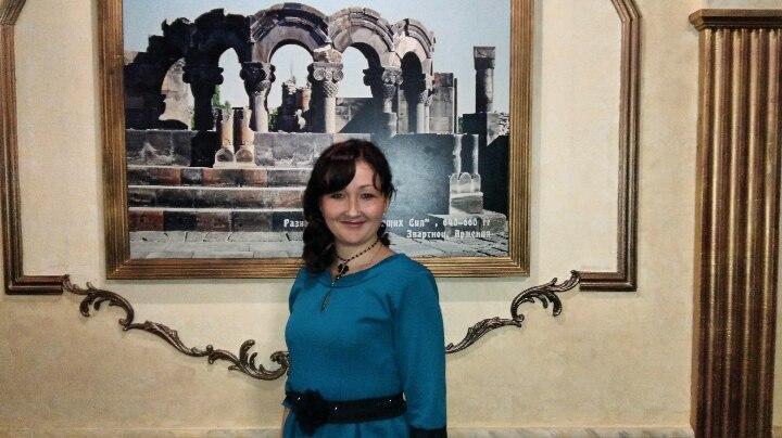 Альбина Горюнова   Сертолово