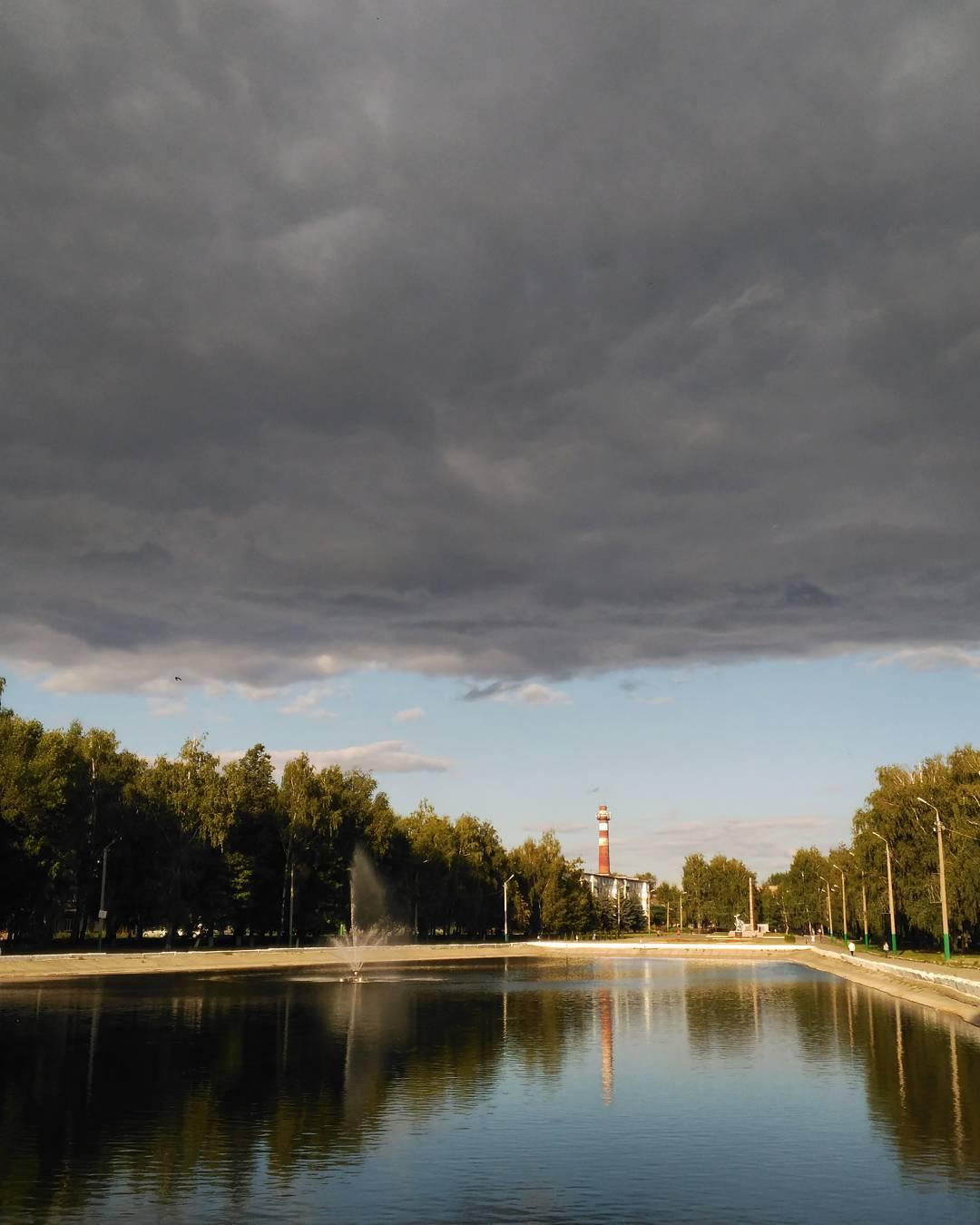 Осень пришла в Узловую