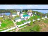Валдай Иверский монастырь 2016 Full HD M