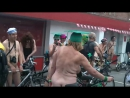 The Cambridge Naked Bike Ride 2016 part3 [Warning Contains Full Frontal Nudity]