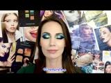 Ксения Саватеева. Видео-урок по макияжу. Цветные смоки айз