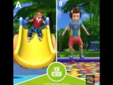 The Sims 4 Детские вещи | Что выберете?