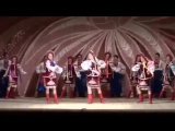 Украинский танец Гопак. Танцевальный к-в. Киев