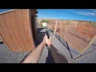 2015 USPSA SLPSA Practical Pistol Shooting Competition. Clint Smith Open Win Mark Brown Brandon Farr
