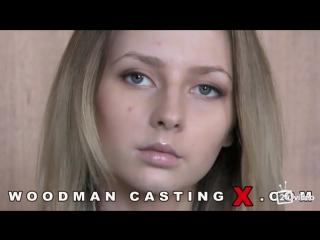 Goldie Baby [Woodman Casting X Anal Blonde Russian Girl Petite]