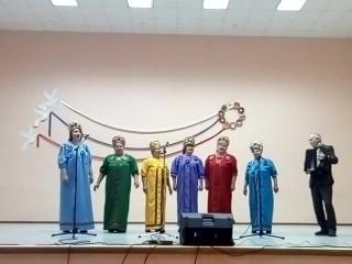 ансамбль нежность ущерпский хор