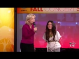 Vanessa Hudgens - Come Back To Me (Live at Good Morning America 2006).avi
