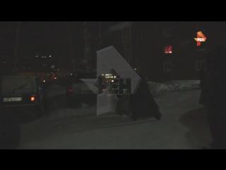 видео спецоперации Росгвардии по задержанию стрелка в Кузбассе