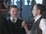 Приключения Шерлока Холмса и доктора Ватсона. 1979. Знакомство