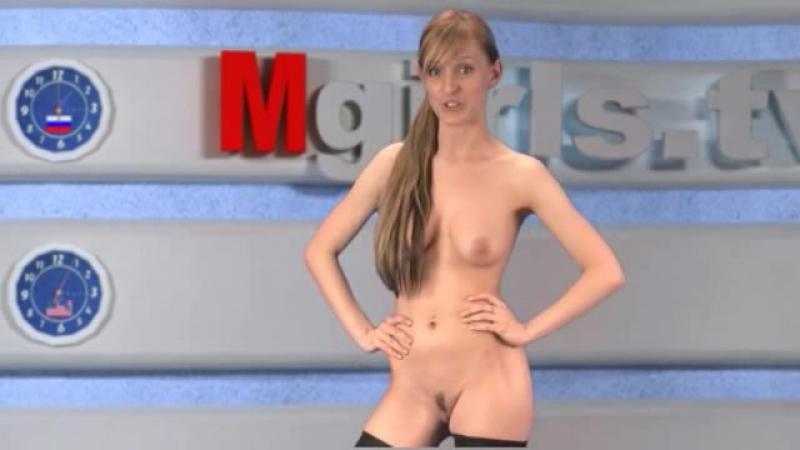 Шишкин [Moscow-Girls.TV, Ольга Барс, стриптиз, разделась на камеру, Erotic, Tits, Boobs, Сиськи]