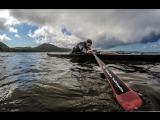 2017. Морской каякинг. Как сделать эскимосский переворот / G-Style Sakhalin / Kayak rolling
