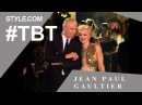 Madonna Hits the Runway at Jean Paul Gaultier - TBT with Tim Blanks -