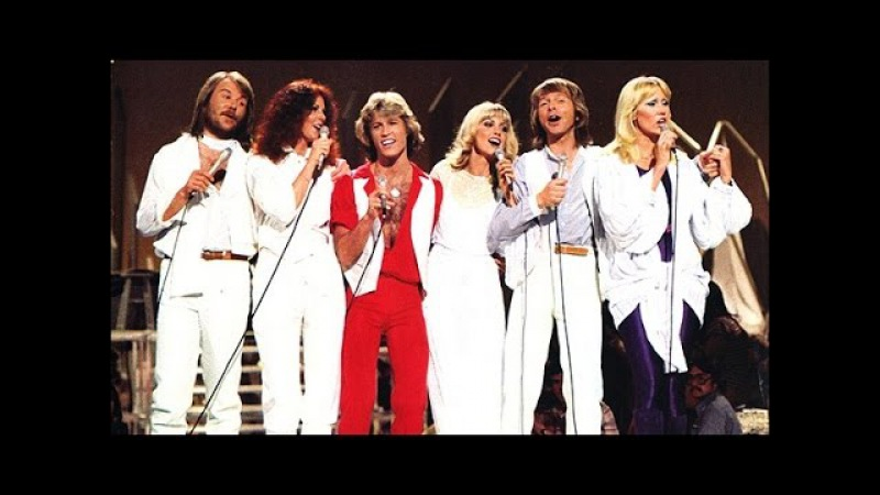 Olivia NewtonJohn ABBA Andy Gibb