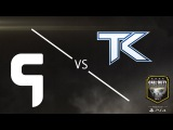 Team Kaliber vs Ghost Gaming - CWL Championship 2017 - Day 2