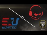 eUnited vs Infused - CWL Championship 2017 - Day 2