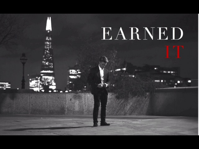 EARNED IT Choreography | Fifty Shades Of Grey | SoMo Rendition | David Cottle