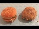 Бигмак VS Домашний Бургер   Что будет с ними через месяц?