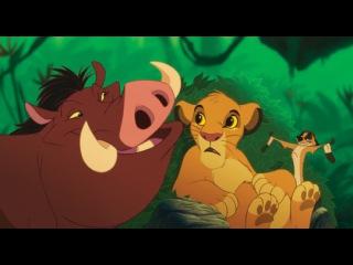 Видео к мультфильму «Король Лев» (1994): Трейлер повторного релиза в 3D (дублированн...