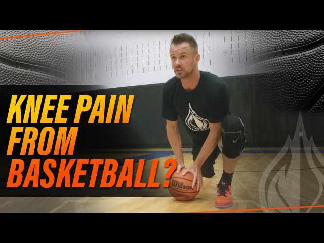 Knee Pain From Basketball Here's How To Fix It with Coach Alan Stein