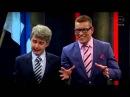 Пародия на Путина в финском юмористическом шоу перевёлиозвучил Андрей Боч