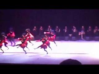 Национальный балет Грузии Сухишвили в Полтаве  01.03.2017