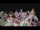 【Vocaloid Cover】WAVE 【VRGNK/v4 flower, RANA, galaco, Macne Nana, kokone】