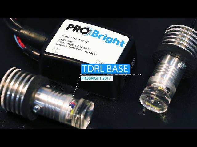 PROBRIGHT TDRL BASE 2017 - ДХО в секции сигналов поворота