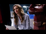 The Flash 3x08 Team Flash, Barry &amp Lyla - Part #4 Crossover (Ultra-HD 4K)