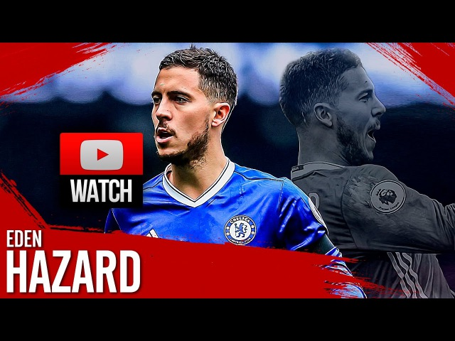 Eden Hazard - Sensation - Crazy Dribbling Skills, Tricks Goals - 2017 | HD