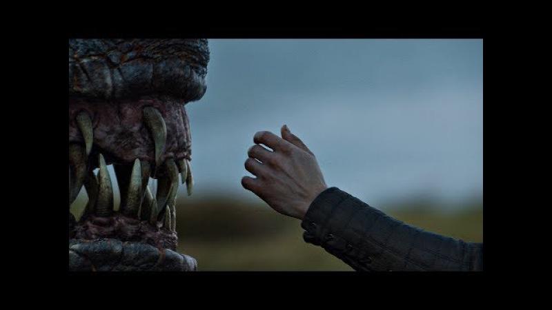 Джон Сноу приручает Дрогона - Дракона Дейнерис Таргариен. [5 серия 7 сезон]. Игра П ...