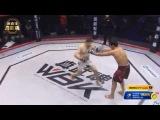 Россиянин Ибрагим Халилов обманом нокаутировал соперника за 3 секунды
