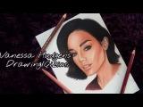 Vanessa Hudgens Drawing