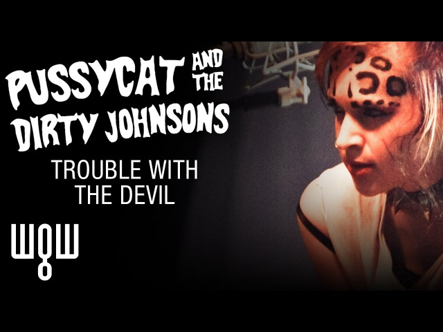 Whitby Goth Weekend - Pussycat And The Dirty Johnsons - 'Trouble With The Devil' Live