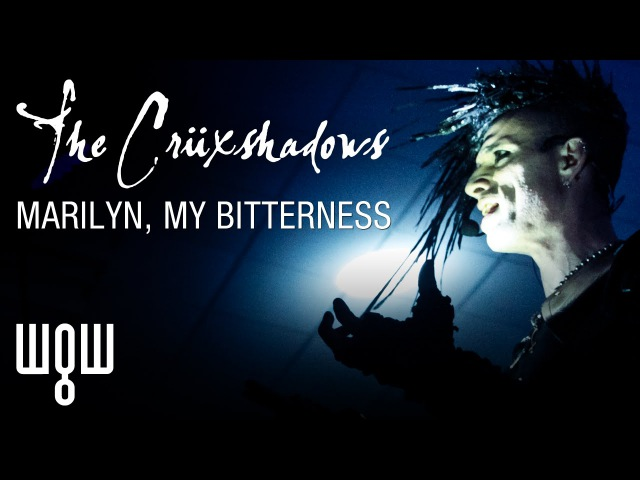 Whitby Goth Weekend - The Crüxshadows - 'Marilyn, My Bitterness' Live