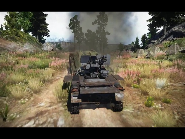 Glorius T-34 trained by Spetsnaz