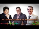 Ratinho e Datena vs Bolsonaro