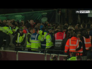 West Ham vs Chelsea 2-1 | Trouble at the London Stadium - Oct, 26/2016