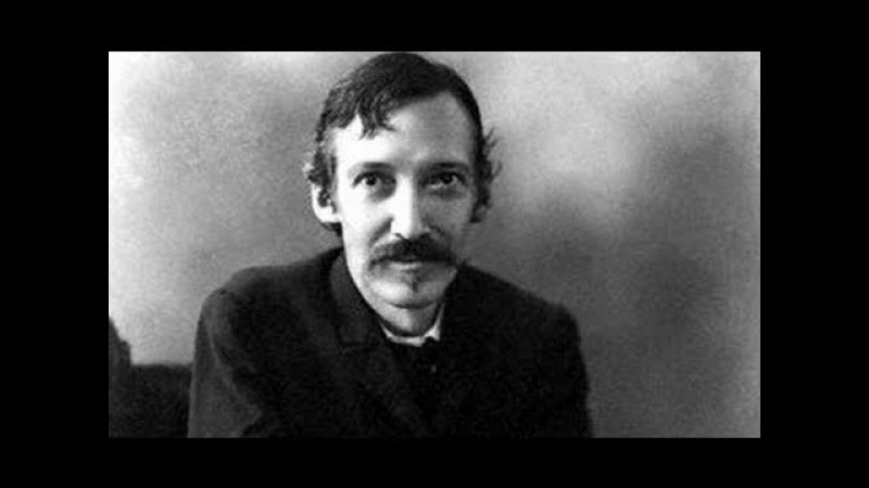 Роберт Льюис Стивенсон / Robert Louis Stevenson. Гении и злодеи.