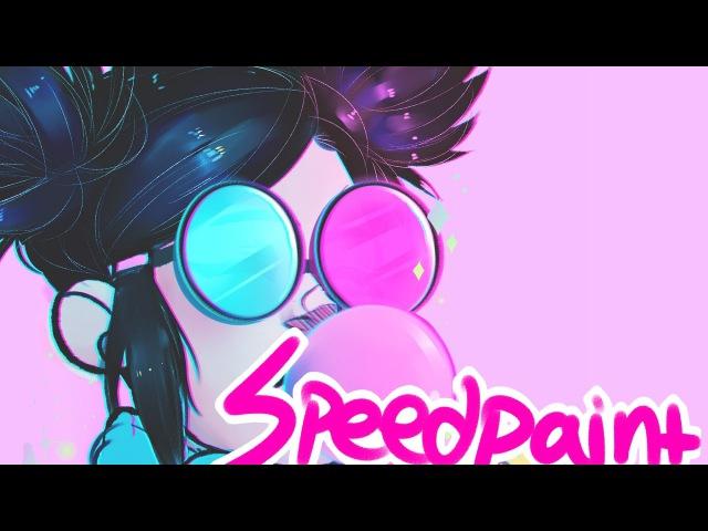 🌟| ✨ NOODLE ✨ | Gorillaz | Speedpaint |🌟