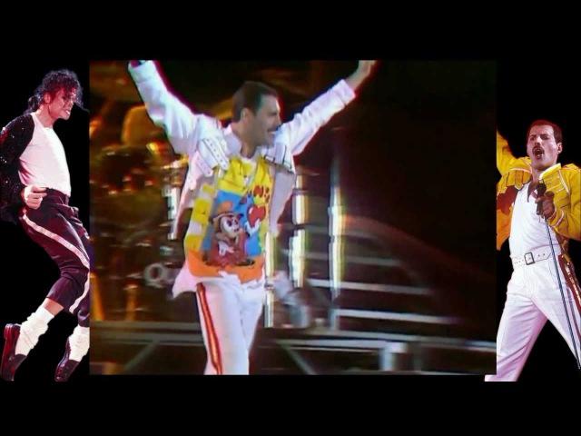 *•♪♫• Michael Jackson Freddie Mercury **•♪♫•